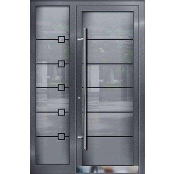 Aluminium Haustür HT 5483.2 GLA SF