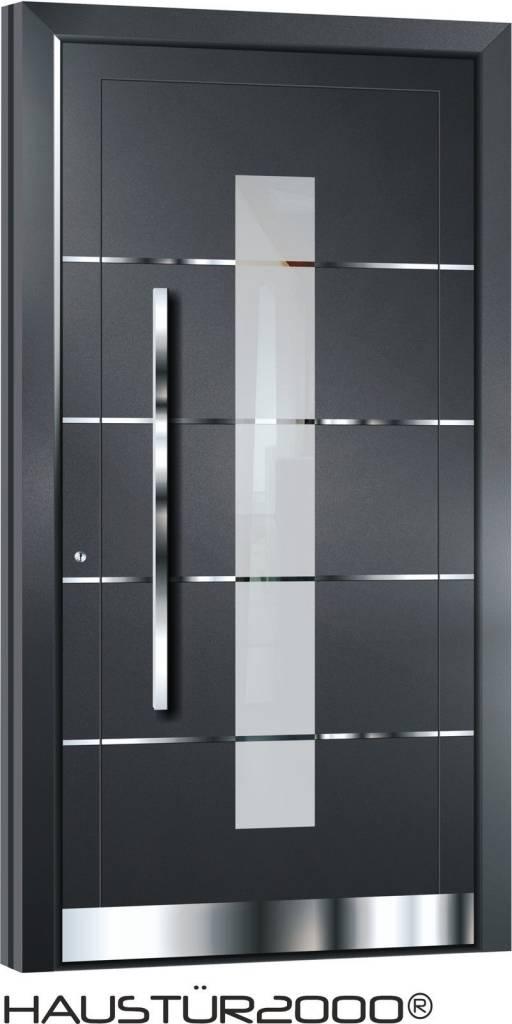 aluminium haust r aktionsmodell. Black Bedroom Furniture Sets. Home Design Ideas