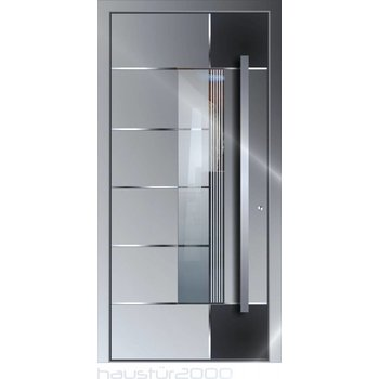 Aluminium Haustür HT 5332.3 FA