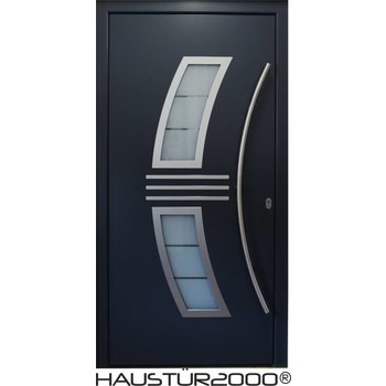 Aluminium Haustür HT 5204 FA