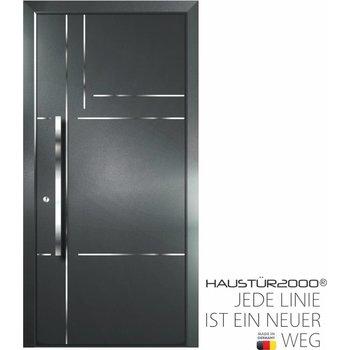 Aluminium Haustür HT 5335.3 FA