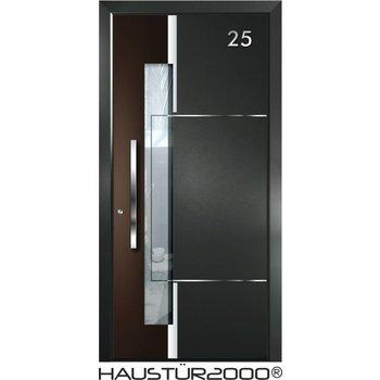 Aluminium Haustür HT 5318.2 FA