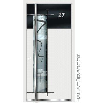 Aluminium door HT 5422 FA