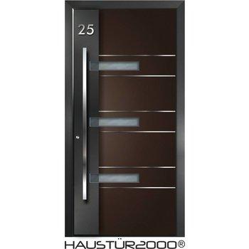 Aluminium Haustür HT 5321.5 FA