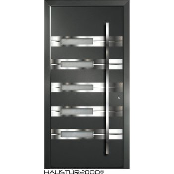 Aluminium door HT 6339 FA