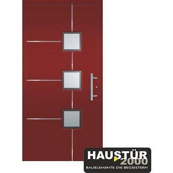 Aluminium Haustür HT 5323.1 FA