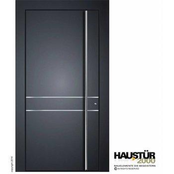 Aluminium Haustür HT 5415.5 FA