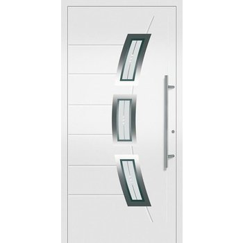 Aluminium Haustür HT 5225 FA