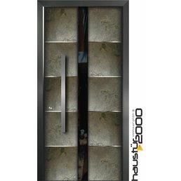 Aluminium Haustür HT 5415.7 FA