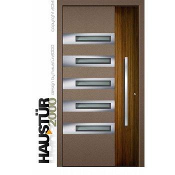 Aluminium Haustür HT 6339.1 FA