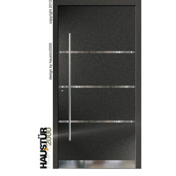 Aluminium Haustür HT 5420 FA