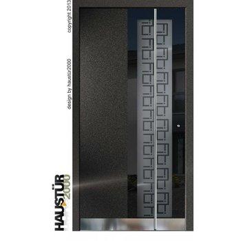 Aluminium Haustür HT 5382 FA