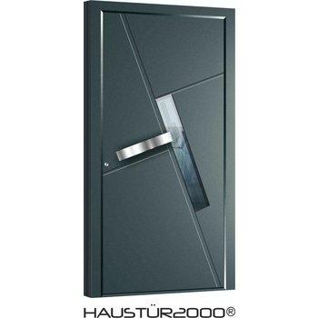 Aluminium Haustür HT 5116 FA