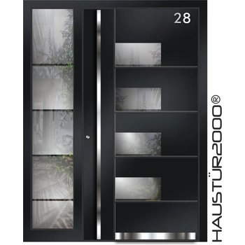 Aluminium door HT 5312 SF FA