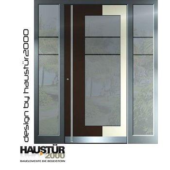 Aluminium Haustür HT 5381 2SF FA
