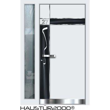 Aluminium Haustür HT 5415E SF FA