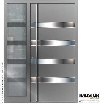 Aluminium Haustür HT 5420 SF FA