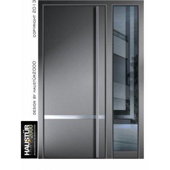 Aluminium Haustür HT 5418.6 SF FA