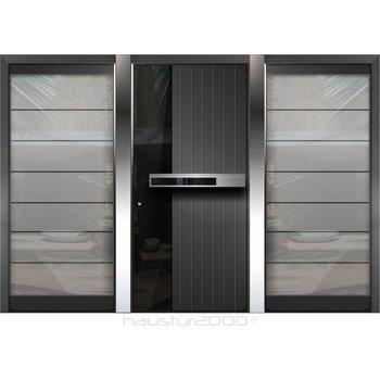 Aluminium Haustür HT 5417 GL 2SF FA