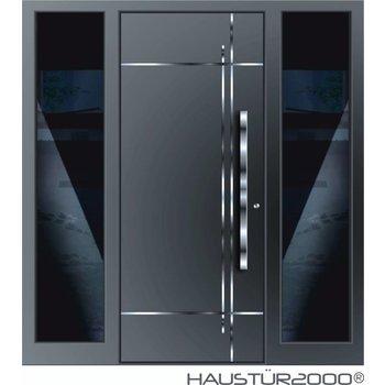 Aluminium Haustür HT 5326.1 2SF FA