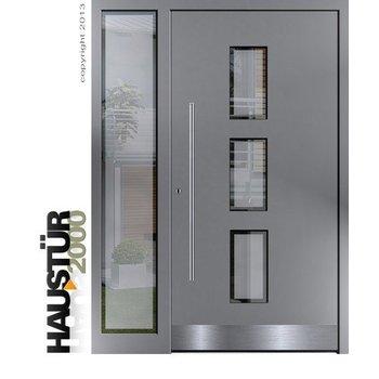 Aluminium Haustür HT 5416 SF FA