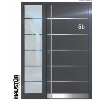 Aluminium Haustür HT 5418.3 SF FA