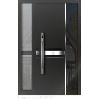 Aluminium Haustür HT 5415.1 GL SF FA