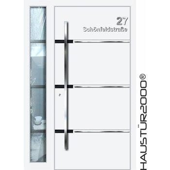 Aluminium Haustür HT 5415 SF FA