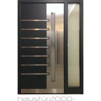 Aluminium Haustür HT 5266 SF FA