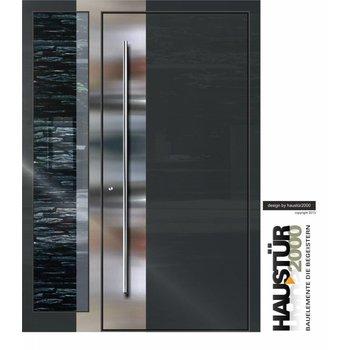 Aluminium Haustür HT 8323 SF FA