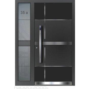 Aluminium Haustür HT 5415.9 SF FA