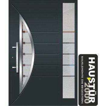 Aluminium Haustür HT 5219 SF FA