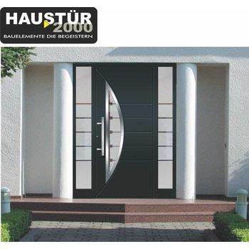 Aluminium Haustür HT 5219 2SF FA