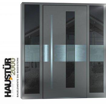Aluminium Haustür HT 5443 2SF FA