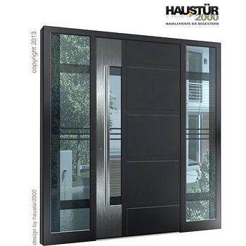 Aluminium Haustür HT 5380.1 2SF FA