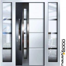 Aluminium Haustür HT 7411 2SF FA
