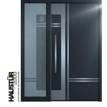 Aluminium door HT 6323 SF FA