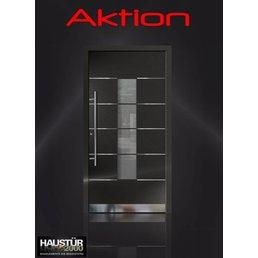 Aluminium door action door FA