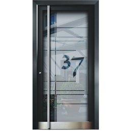 Aluminium door HT 5557 GLA