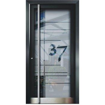 Aluminium Haustür HT 5557 GLA