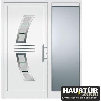 Aluminium Haustür HT 5204 SF GA