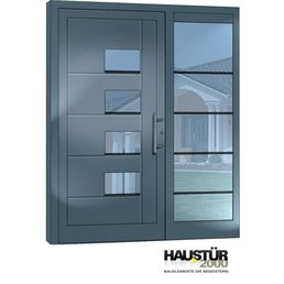 Aluminium Haustür HT 5416 SF GA