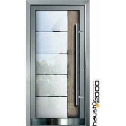 Aluminium Haustür HT 5460 GLA