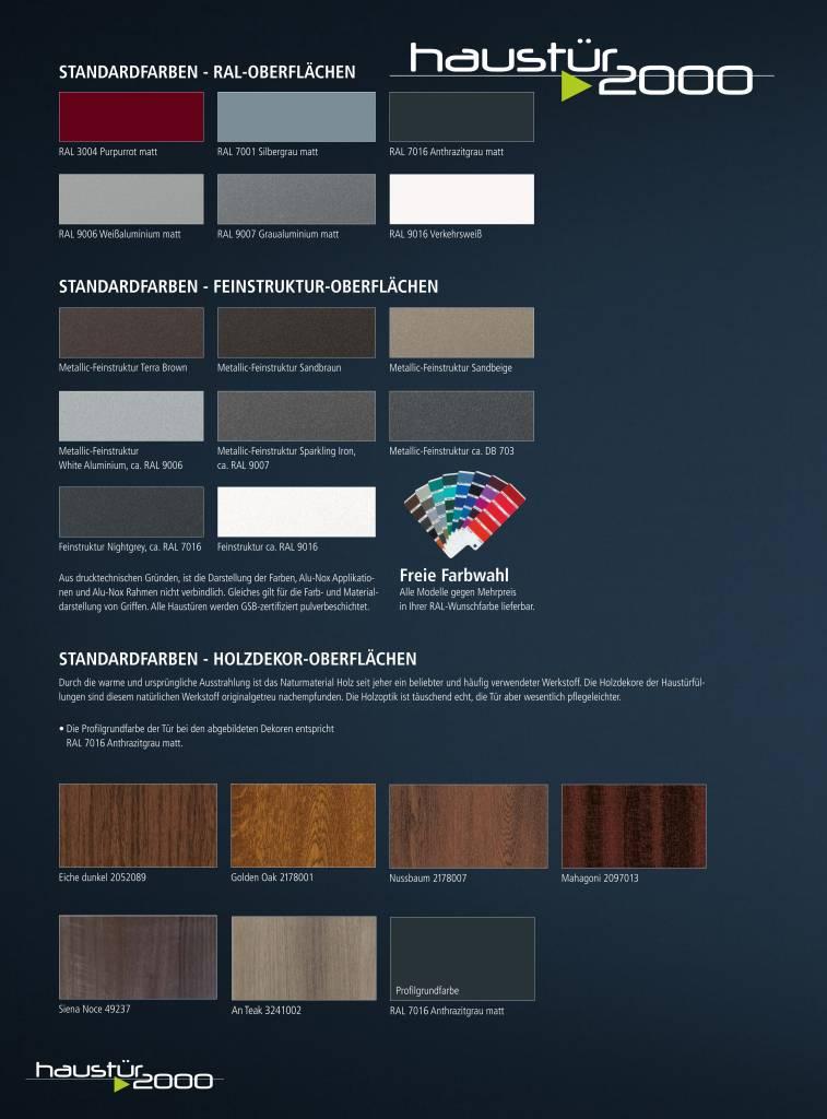 aluminium haust r ht 5424 fa sf. Black Bedroom Furniture Sets. Home Design Ideas
