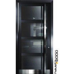 Aluminium Haustür HT 7269 GLA