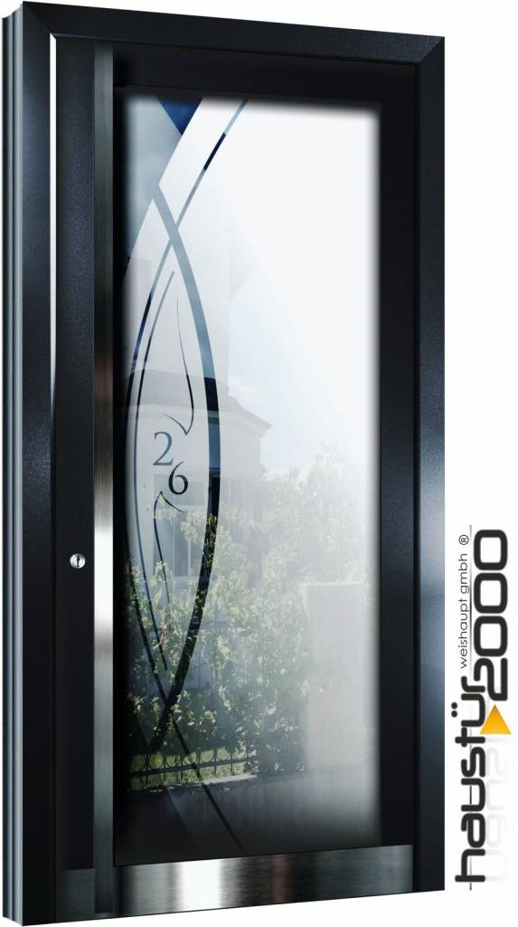 aluminium haust r ht 5468 gla. Black Bedroom Furniture Sets. Home Design Ideas