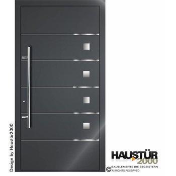 Aluminium Haustür HT 5418 RS FA