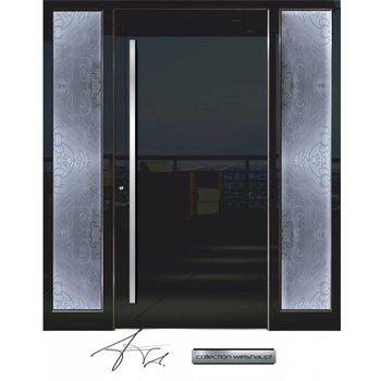 Aluminium Haustür CW-461 SFF