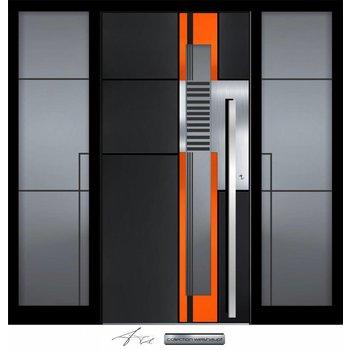 Aluminium Haustür CW-455 SFF