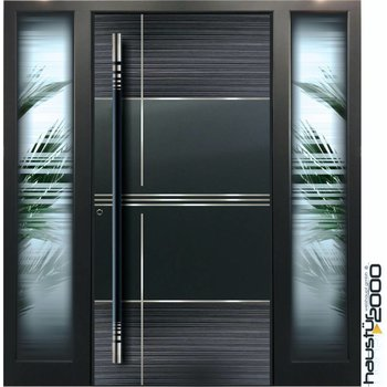 Aluminum door HT 5413.11 FA 2SF